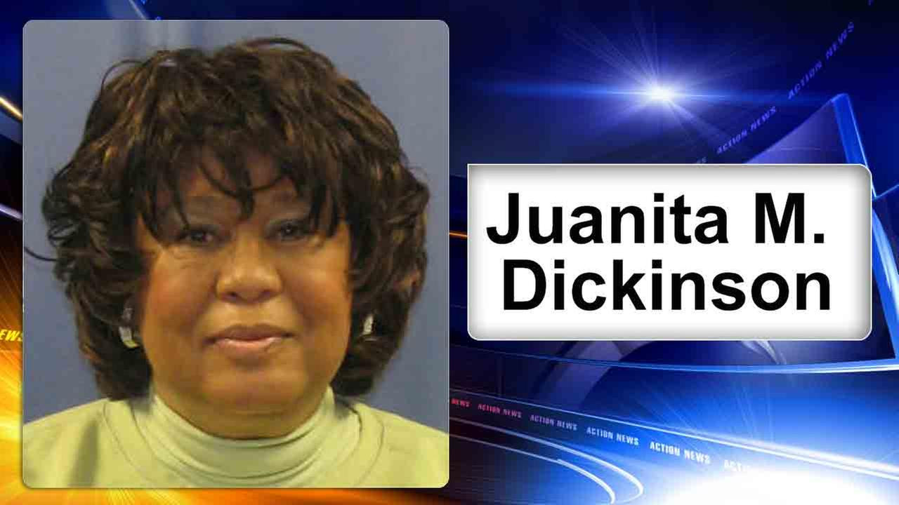 The Parkesburg Borough Police Department is seeking the publics help in locating 71-year-old Juanita M. Dickinson.