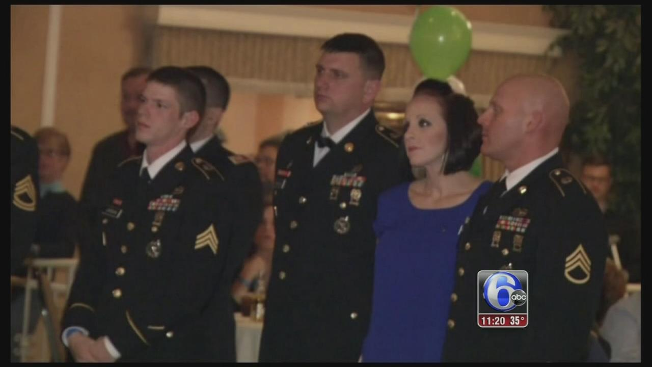 Homes for Heroes fundraiser