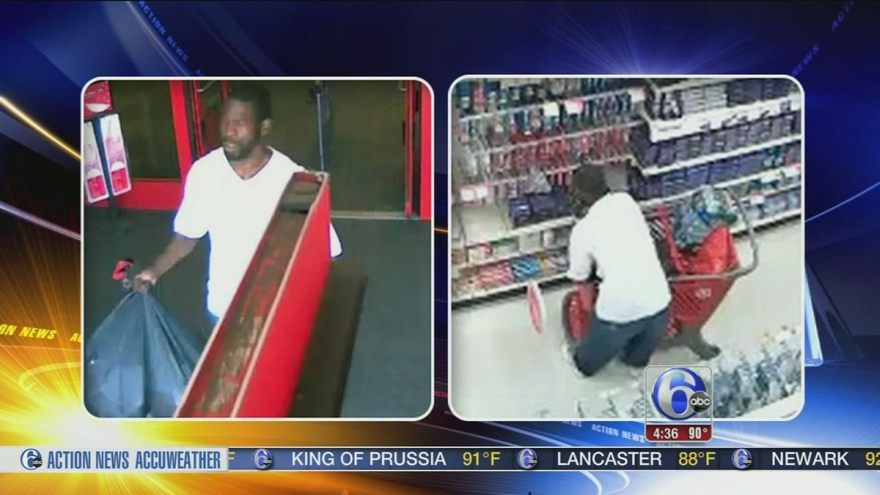 VIDEO: $930 in teeth whitening strips stolen from Target