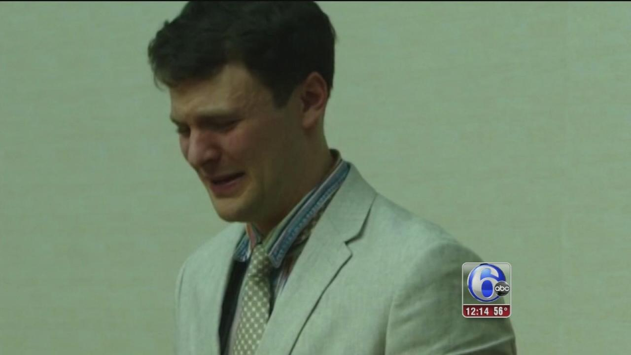 VIDEO: American student apologizes in N. Korea