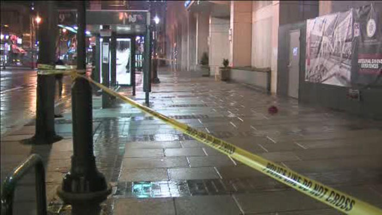 Person of interest in custody after Center City stabbing