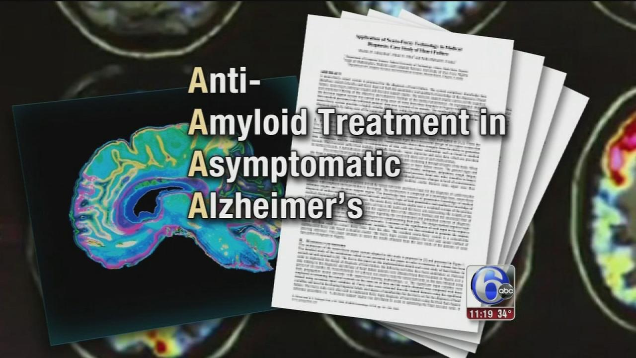 VIDEO: Alzheimers study