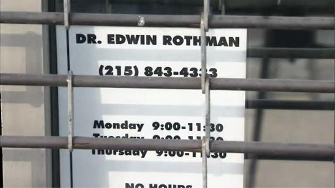 East Falls doctor accused of writing prescriptions for cash