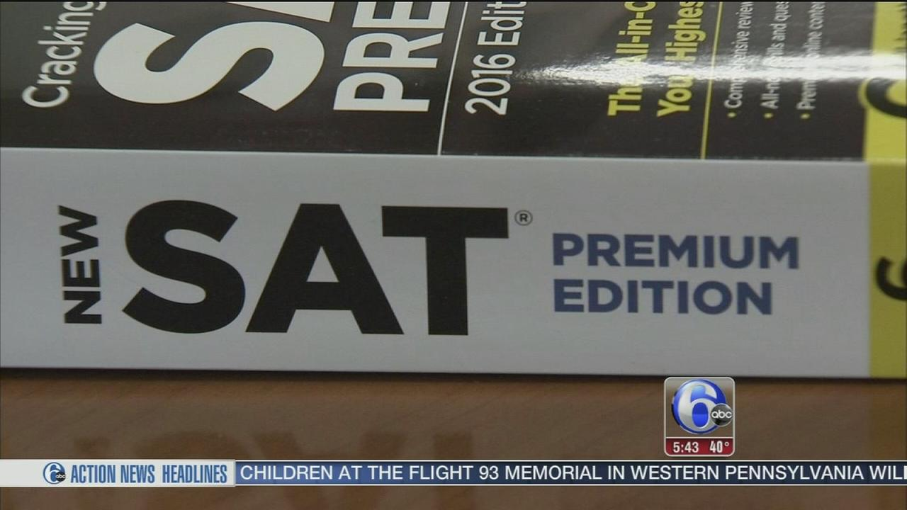 VIDEO: New SAT premium edition