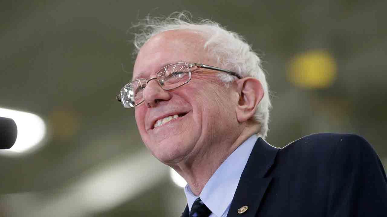 Sanders wins Democratic caucuses in Maine