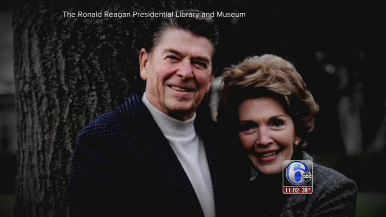 VIDEO: Nancy Reagan dies wrap