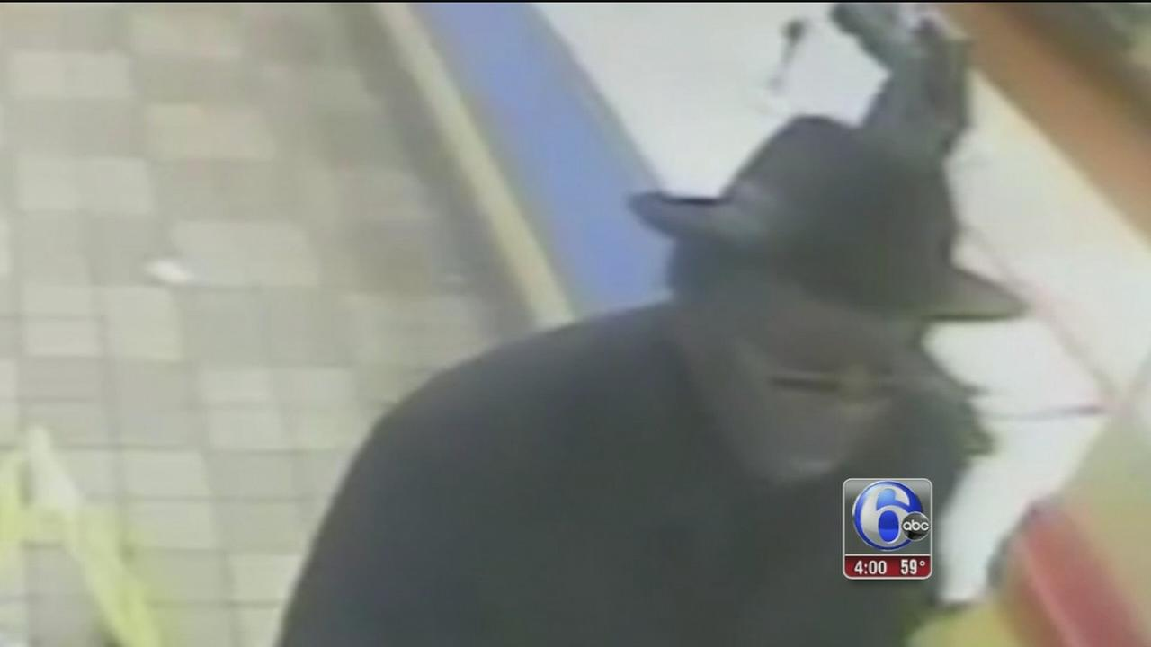 VIDEO: Video released of suspect in shooting at Churchs Chicken