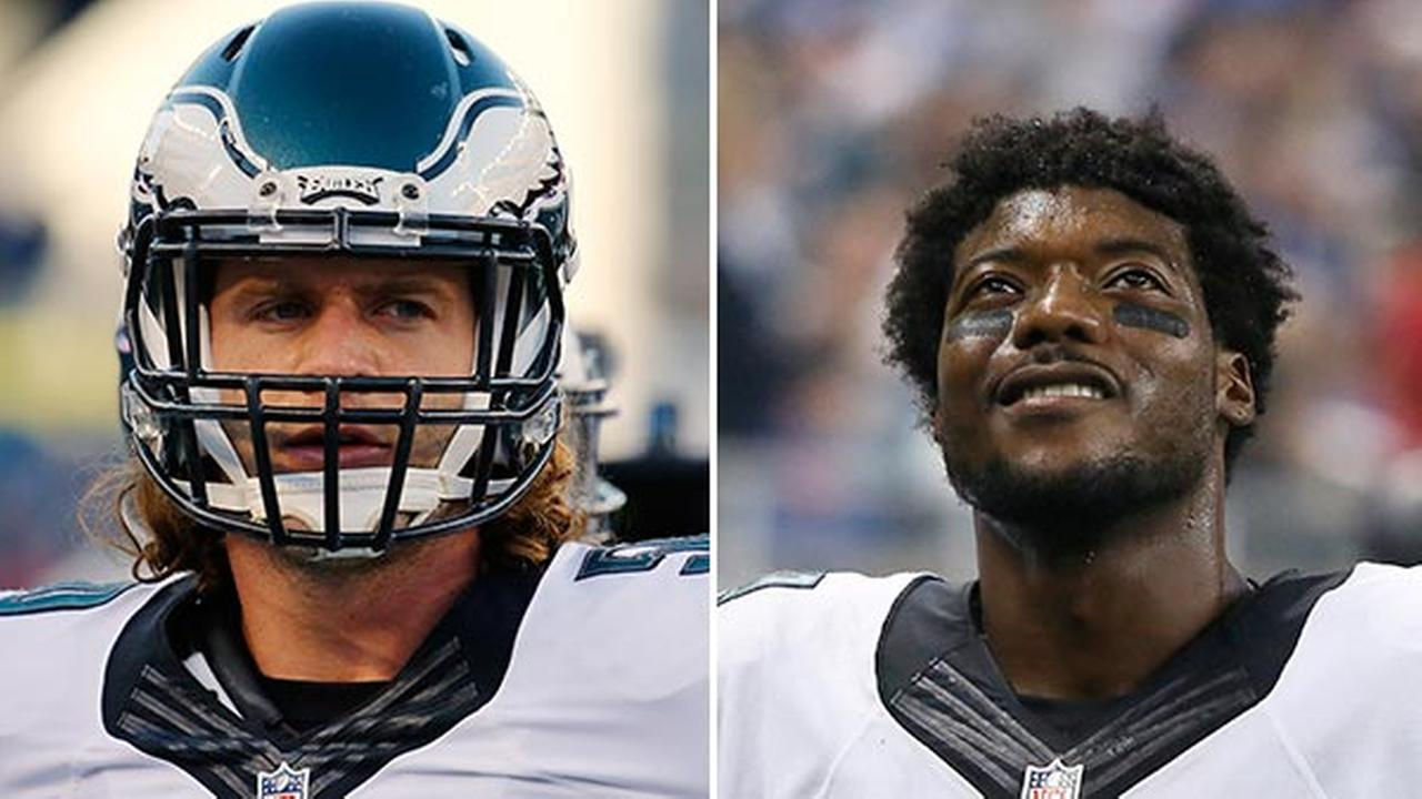 NFL Jerseys Official - Philadelphia Eagles trade CB Byron Maxwell, LB Kiko Alonso to ...