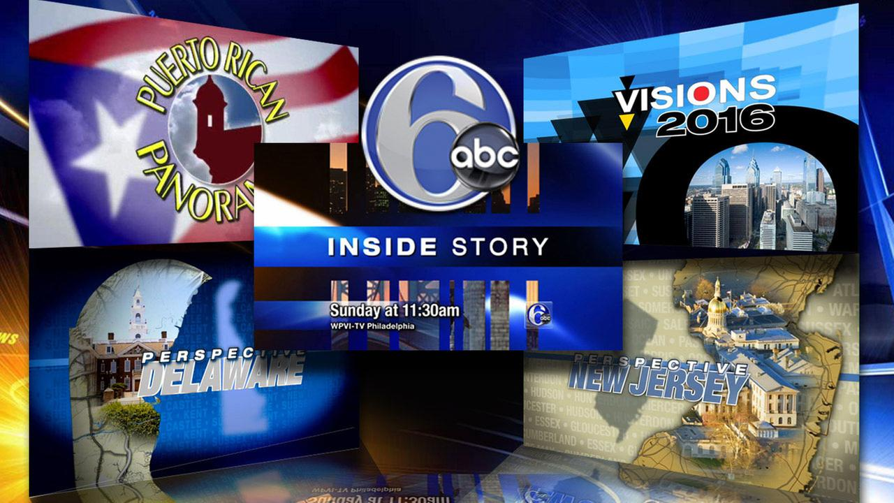 6abc Public Affairs Programming