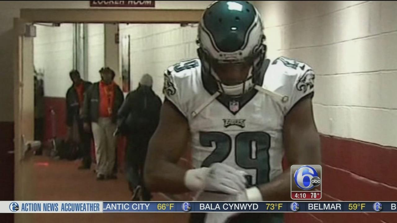 VIDEO: Eagles fans react to recent big moves