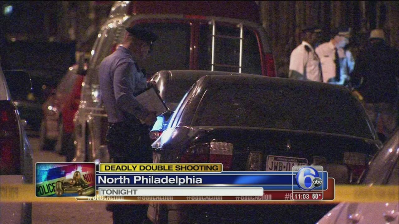 VIDEO: Deadly shooting in North Philadelphia