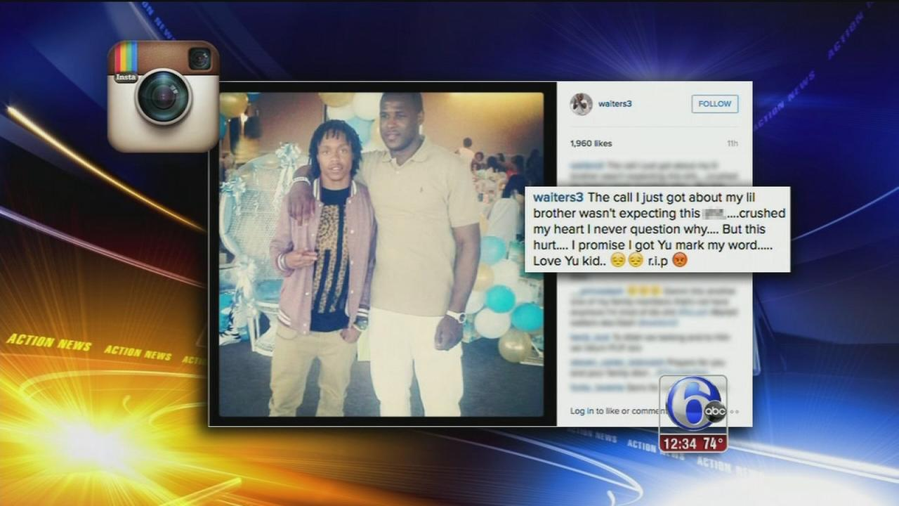 VIDEO: Brother of NBA player among dead in 6 Philadelphia incidents