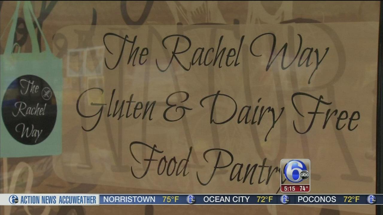 VIDEO: Food pantry for allergies