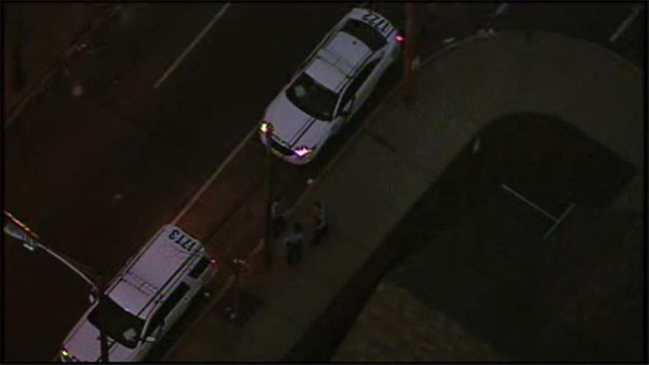Young man shot in Grays Ferry