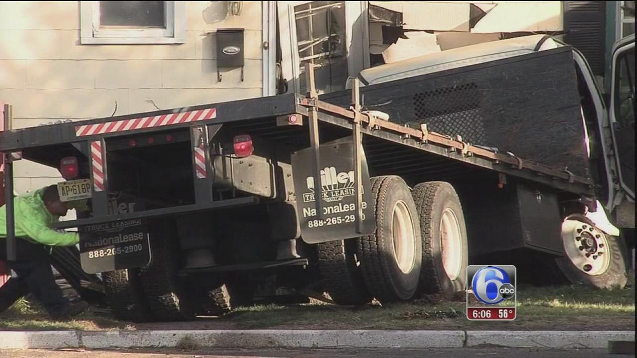 VIDEO: Maple Shade truck
