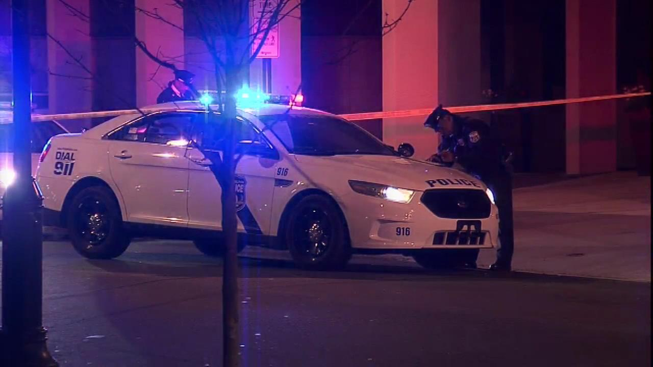 A 24-year-old man was fatally stabbed at 3 a.m. on Sunday March 13, 2016 in front of 1820 Rittenhouse Square.
