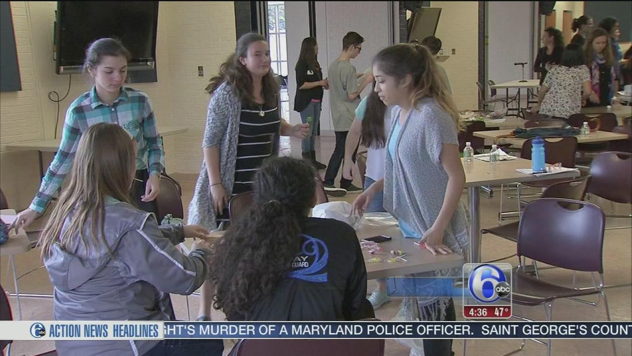 STEM Fair for high school students