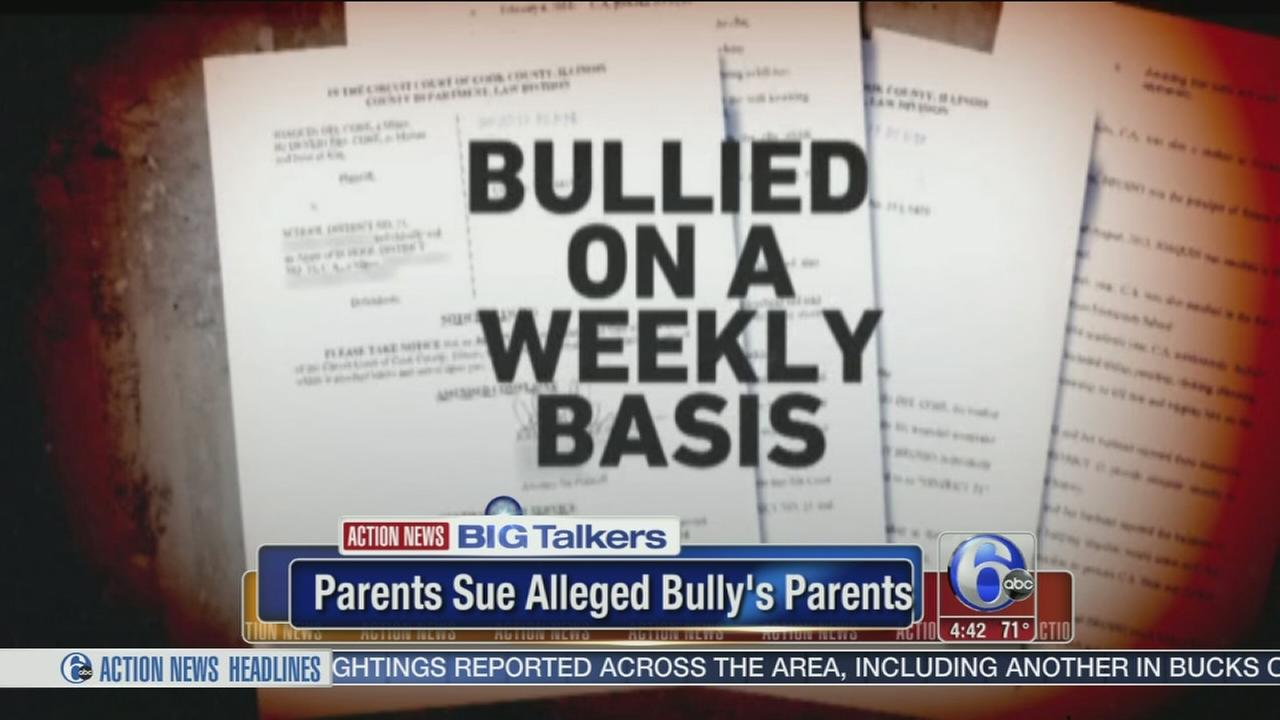 VIDEO: Students slaps bully... with lawsuit