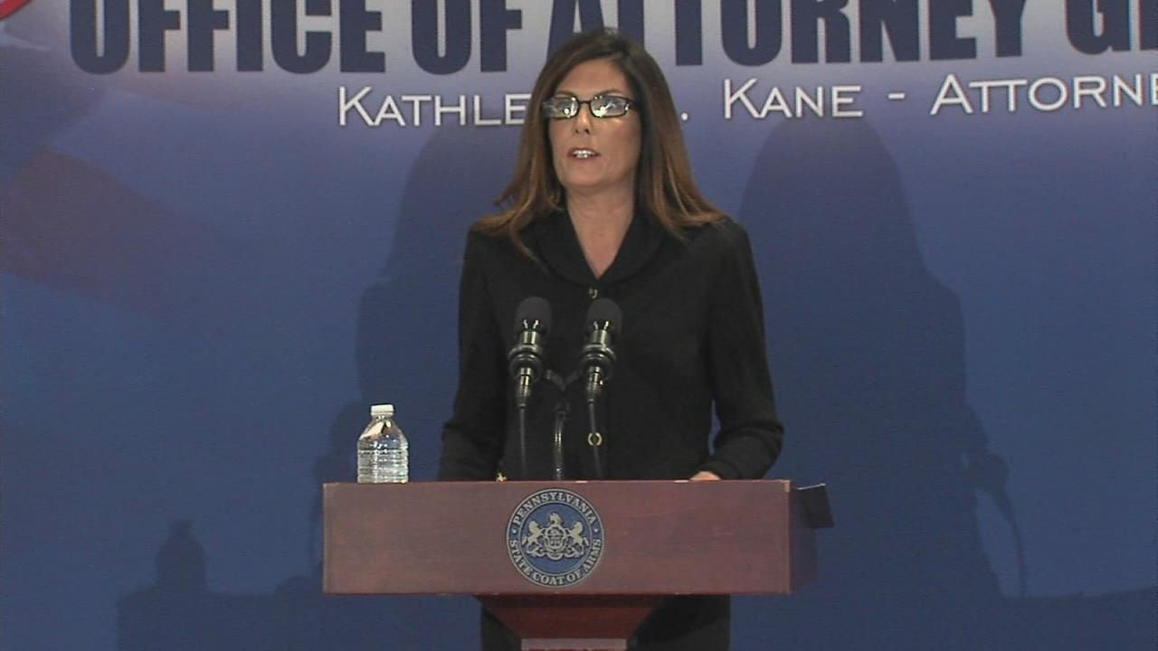RAW VIDEO: AG Kane announces charges