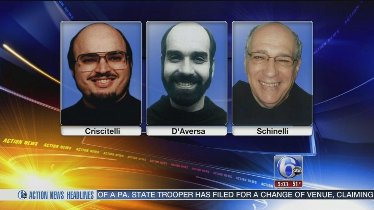 VIDEO: 3 Franciscans charged in Pa. abuse