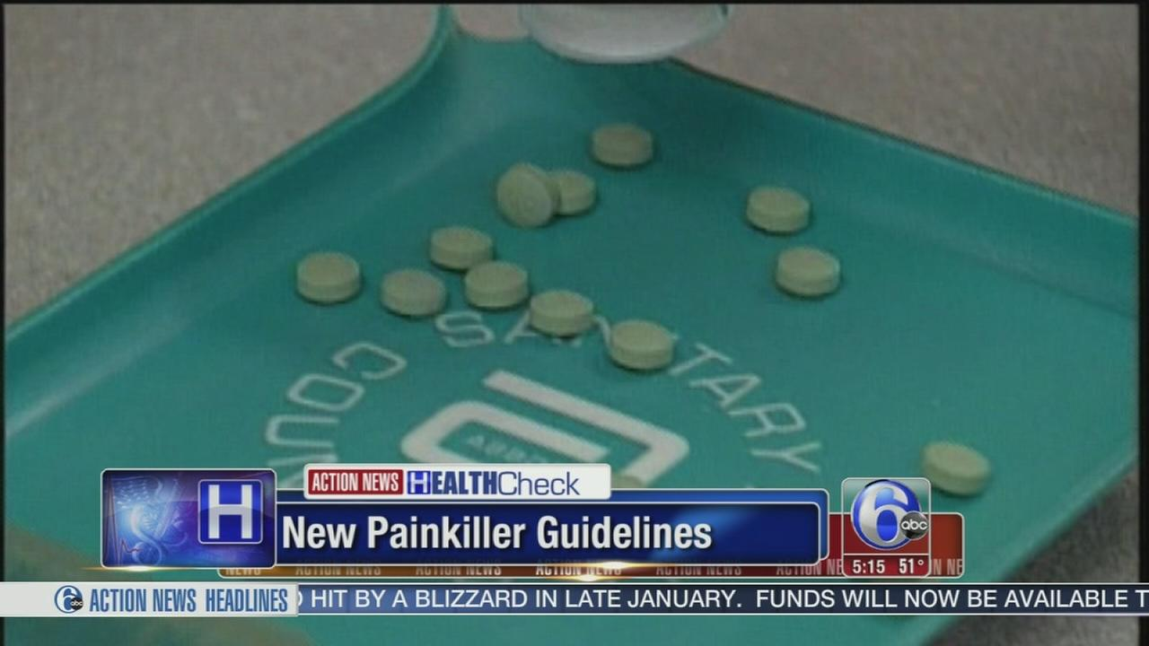 VIDEO: CDC guidelines aim to curb painkiller prescribing