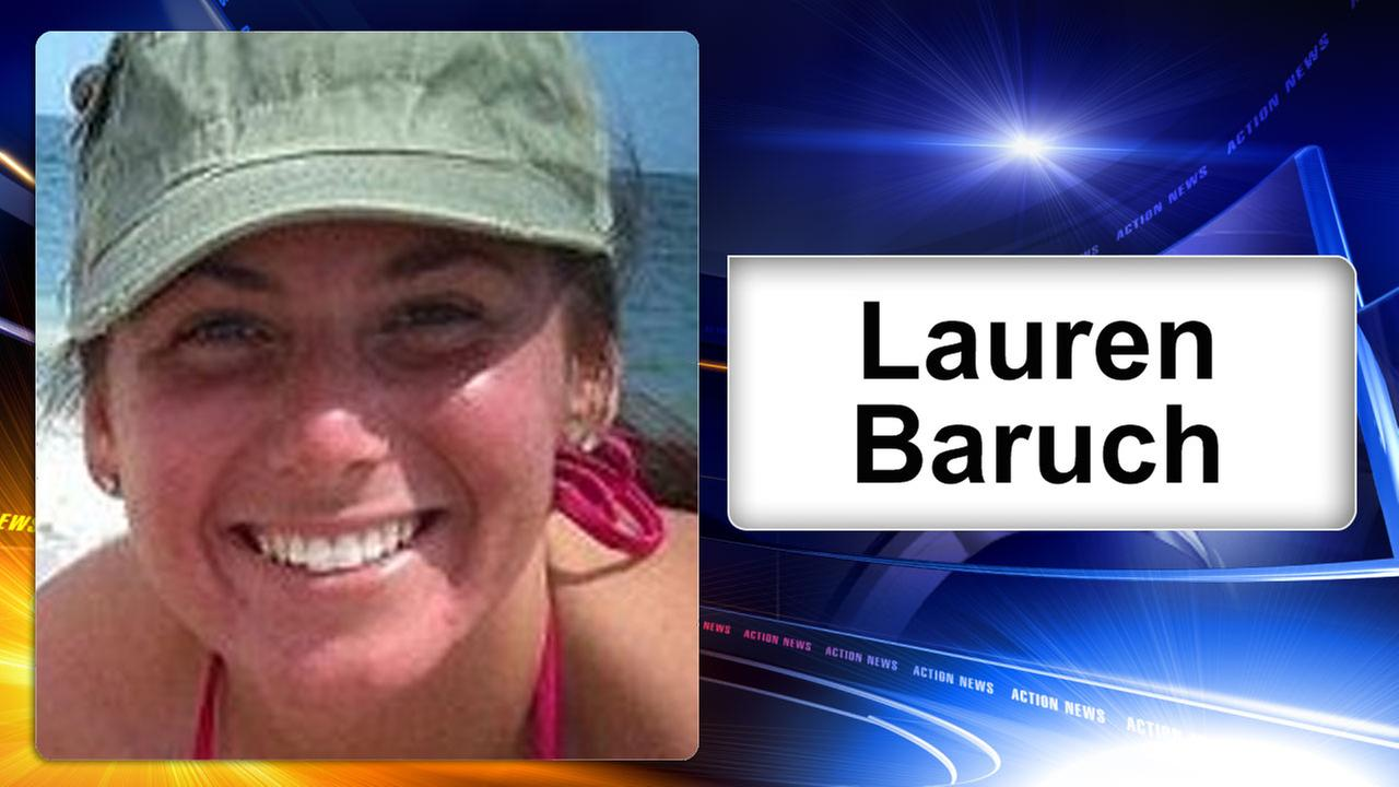 Pictured: Lauren Baruch, who was killed in a crash involving the limo she was in and an SUV in July, 2015, in Long Island, New York.