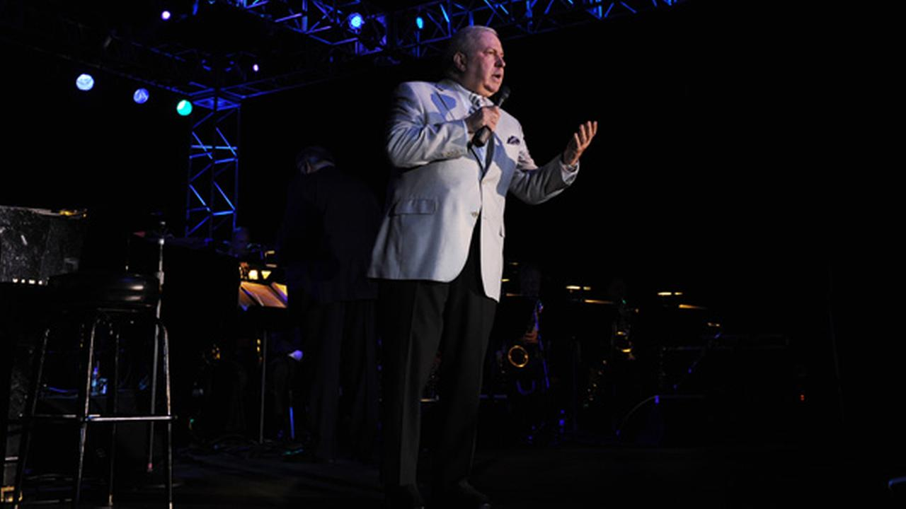 Frank Sinatra Jr. performs at the Seminole Coconut Creek Casino on July 12, 2012 in Coconut Creek, Florida.