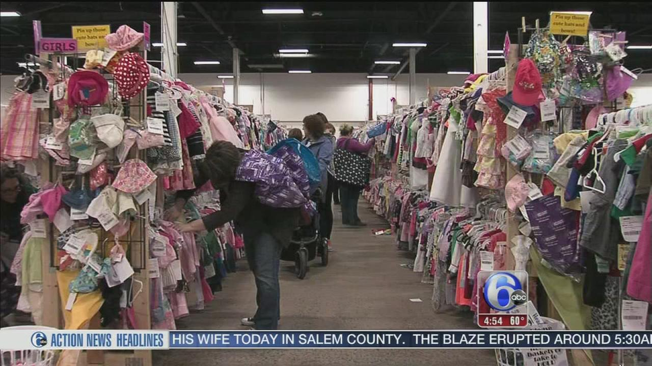 JBF Consignment Sale Offers Bargainbasement Prices On Kids Items - Bargain basement stores