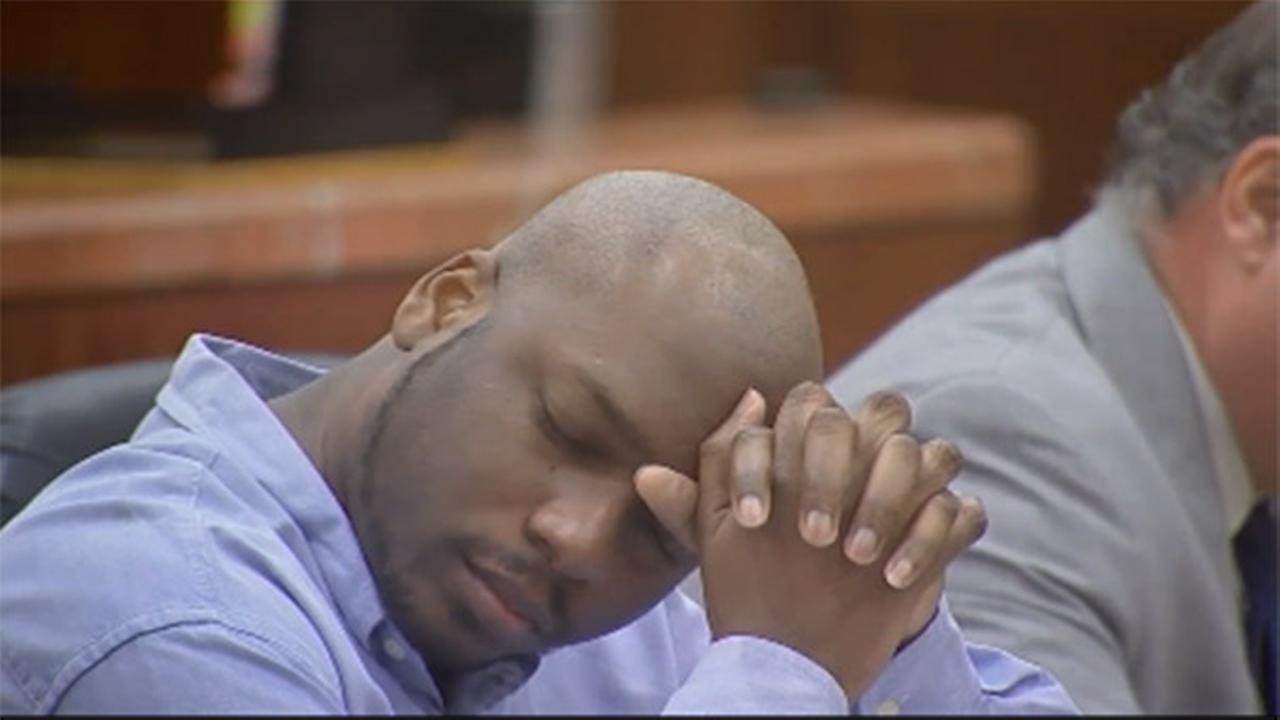 David Wilson was found guilty of child sex assault in a Houston court.