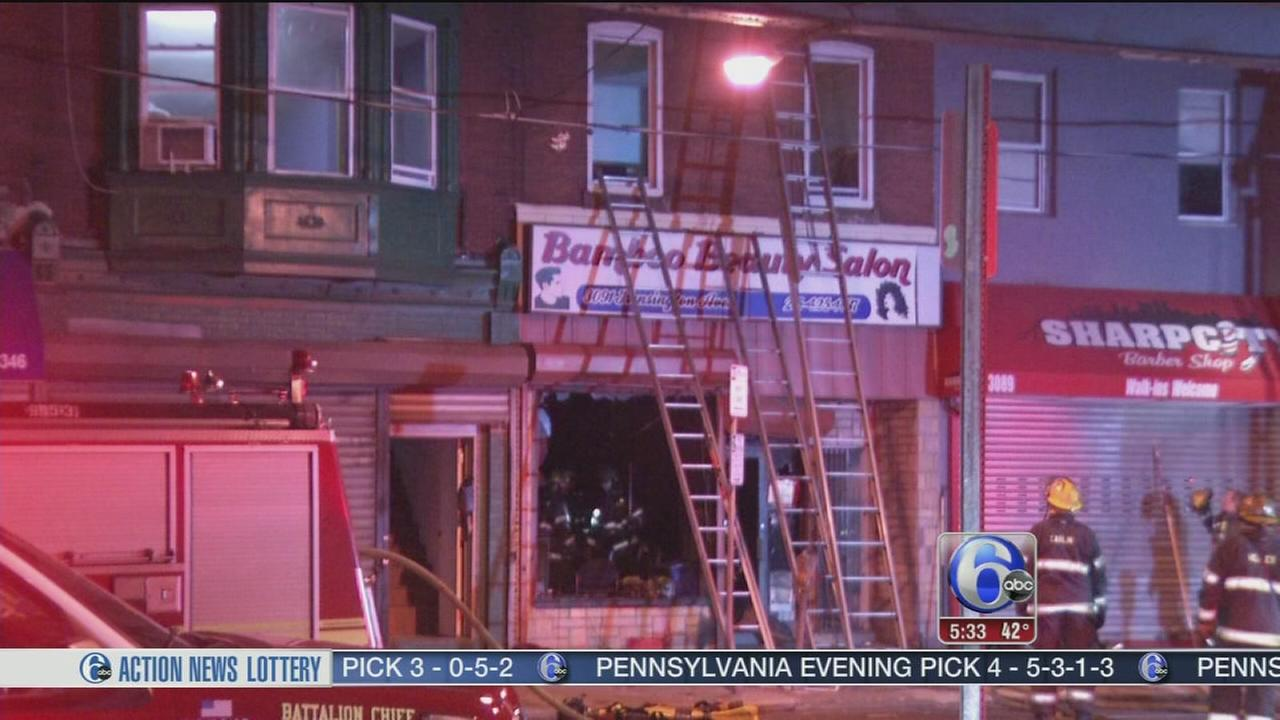 Kensington beauty salon fire labeled 39 suspicious 39 for Abc beauty salon