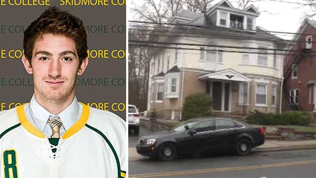Man who died in fall from roof in Newark, Del. ID'd