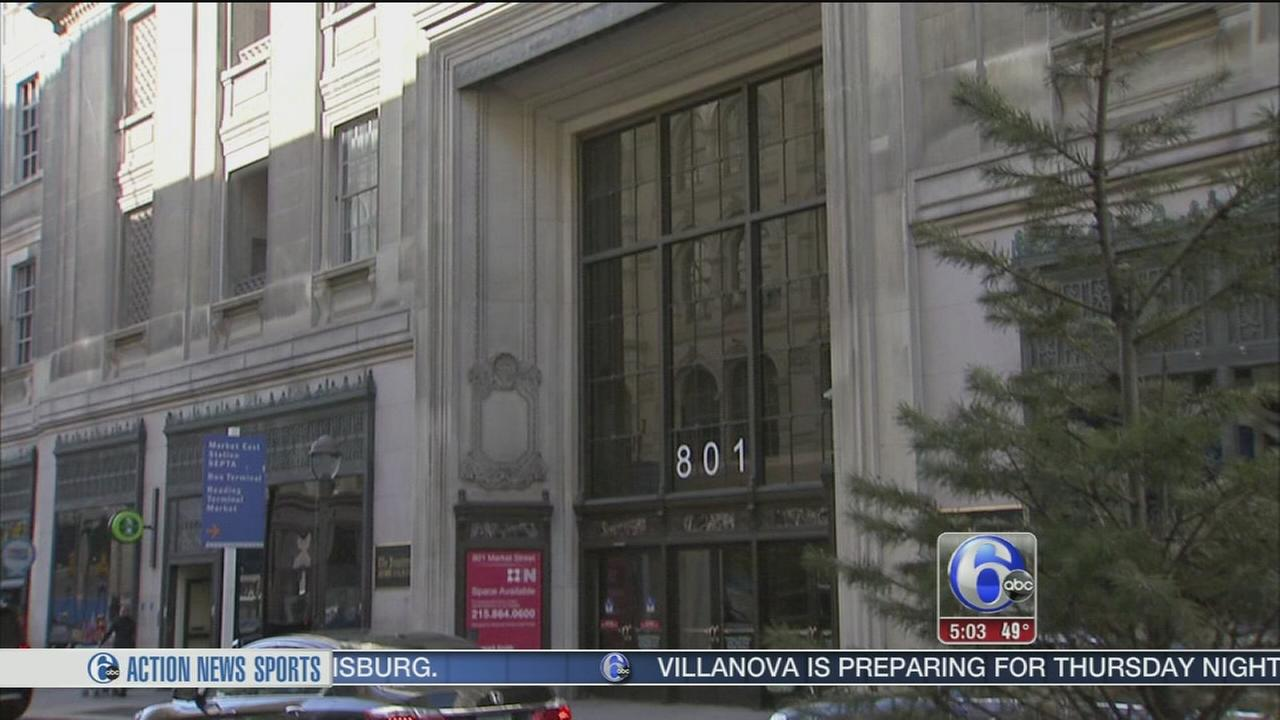 VIDEO: State offices closed due to water main break