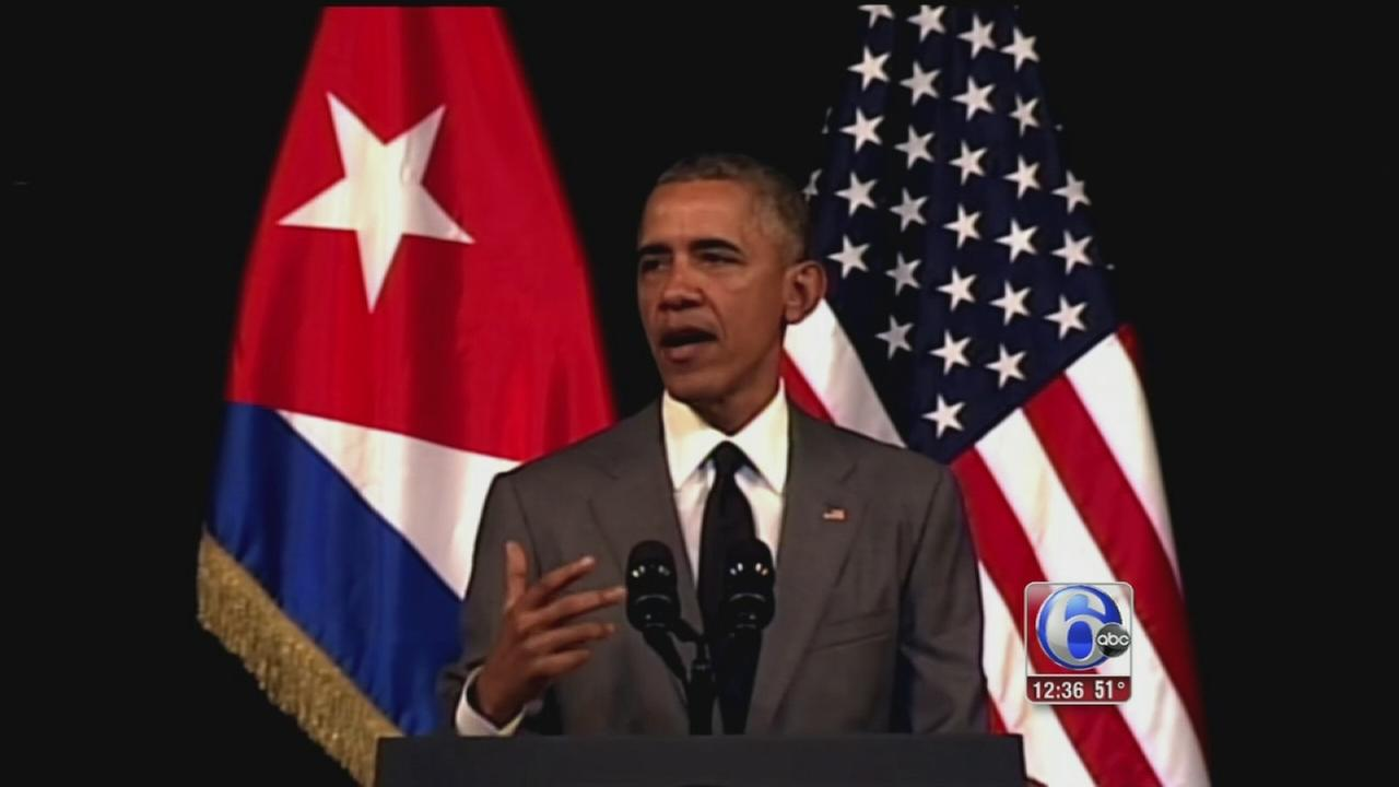 VIDEO: Pres. Obama delivers televised address to Cuban people