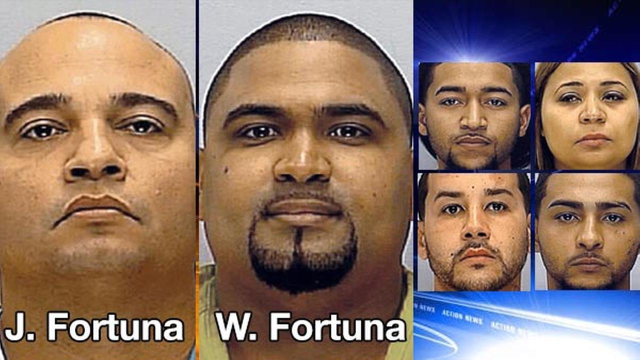 Man, nephew plead guilty in NJ heroin mill case (PHOTOS)