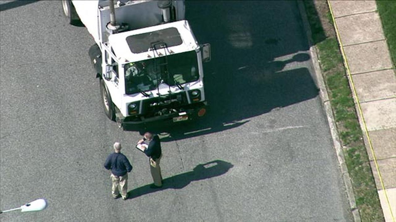 Trash truck worker struck and killed in Ridley Park