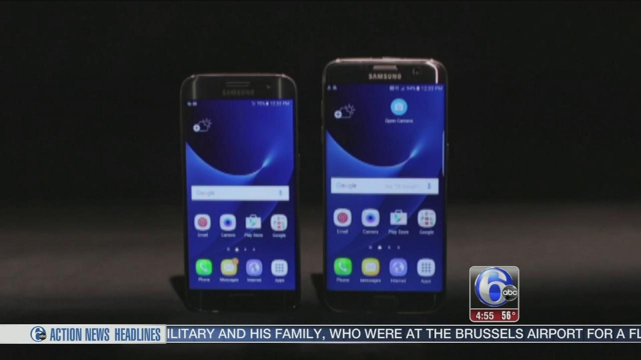 VIDEO: Consumer Reports tests new Samsung Galaxy S7