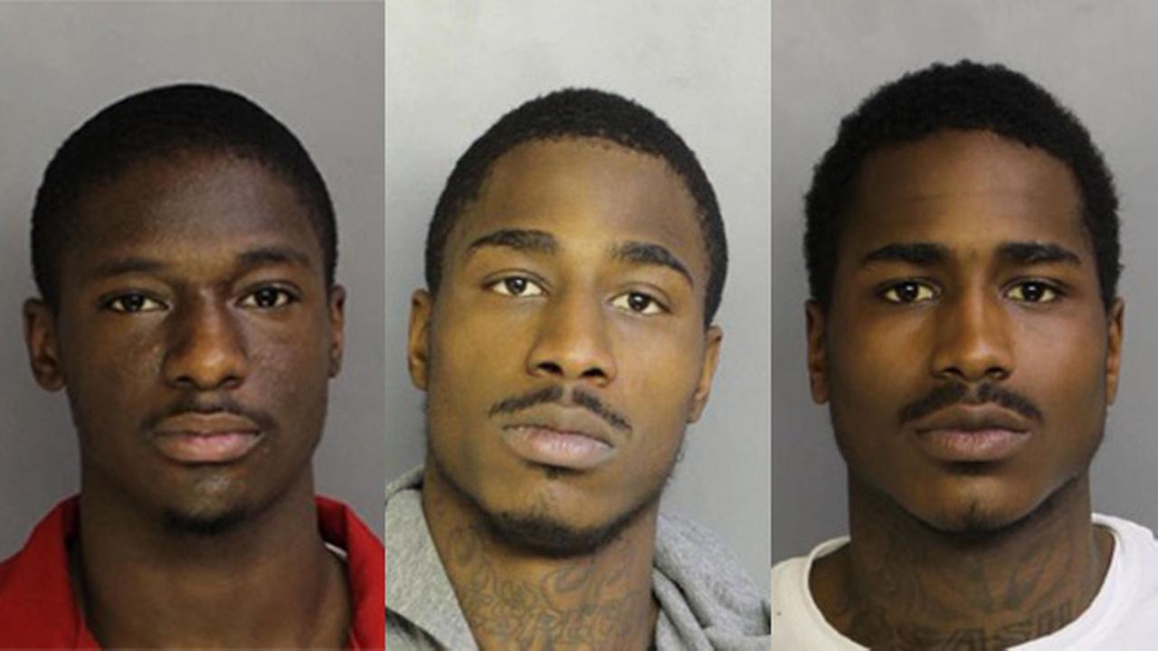3 arrests in murder of shooting victim found at Pa. gas station