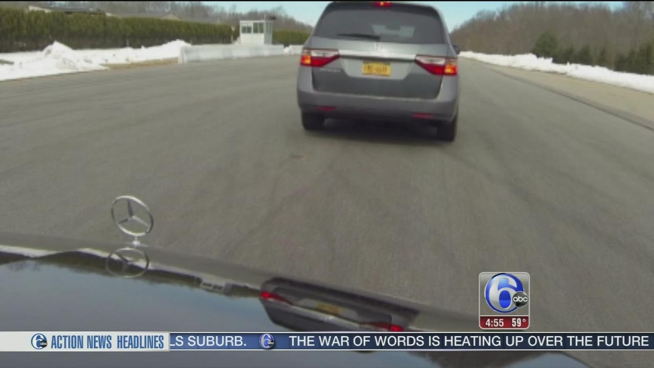 VIDEO: Consumer Reports: Automatic emergency brake systems