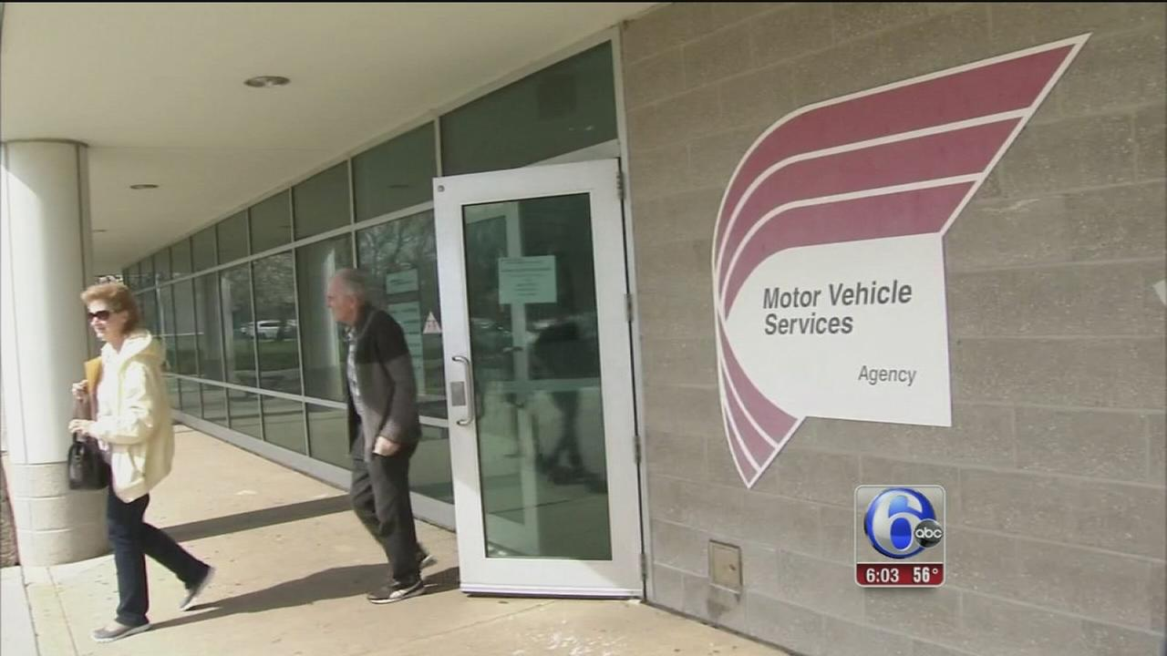 VIDEO: NJ DMV