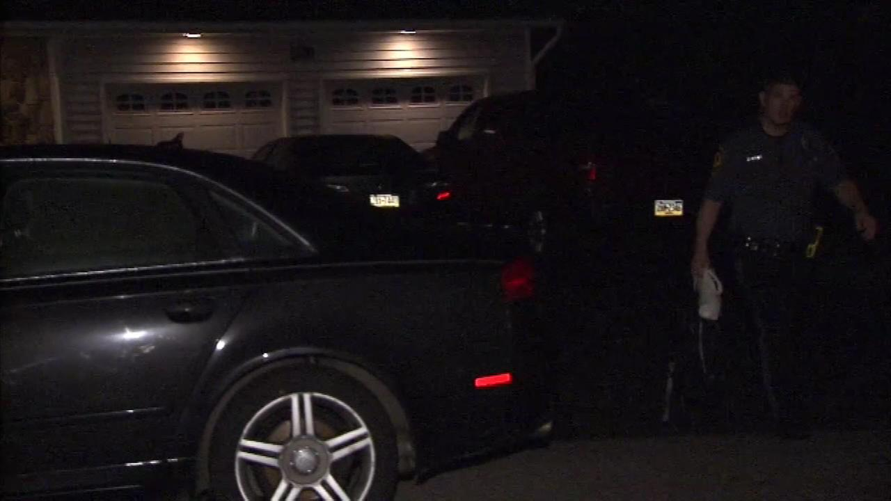 Police in Bucks County are investigating, after two teenagers were taken to the hospital after a party in East Rockhill Township, Pa.