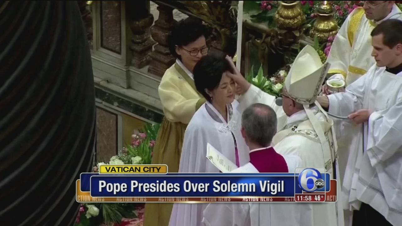 VIDEO: Vatican Easter