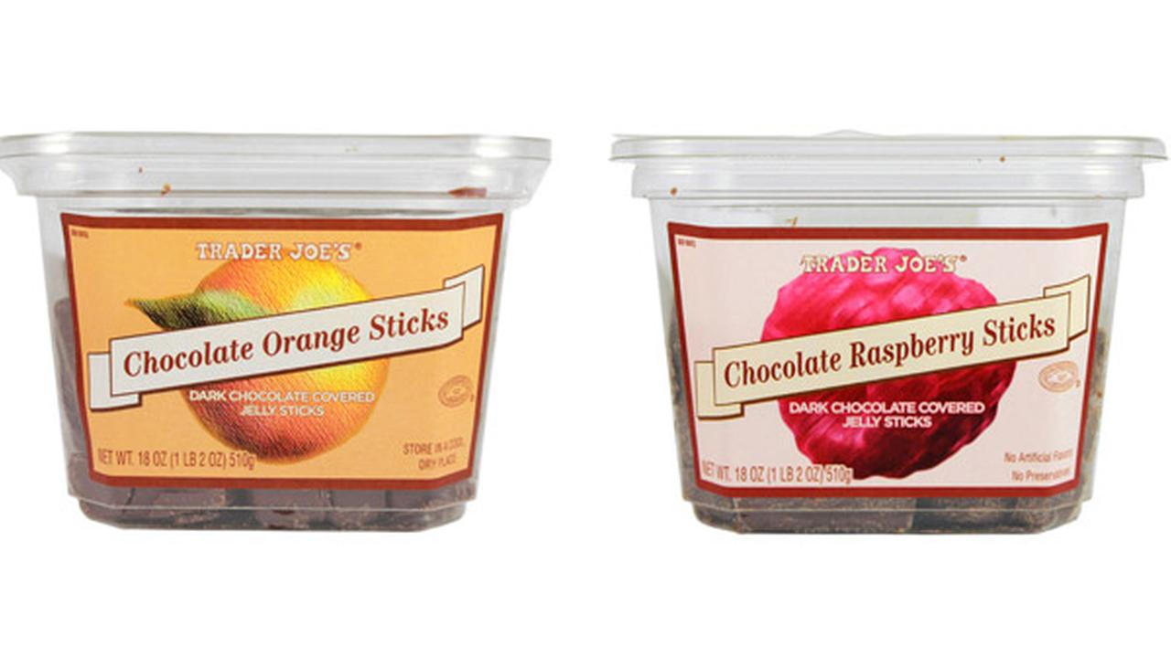 Trader Joe's recalls candy