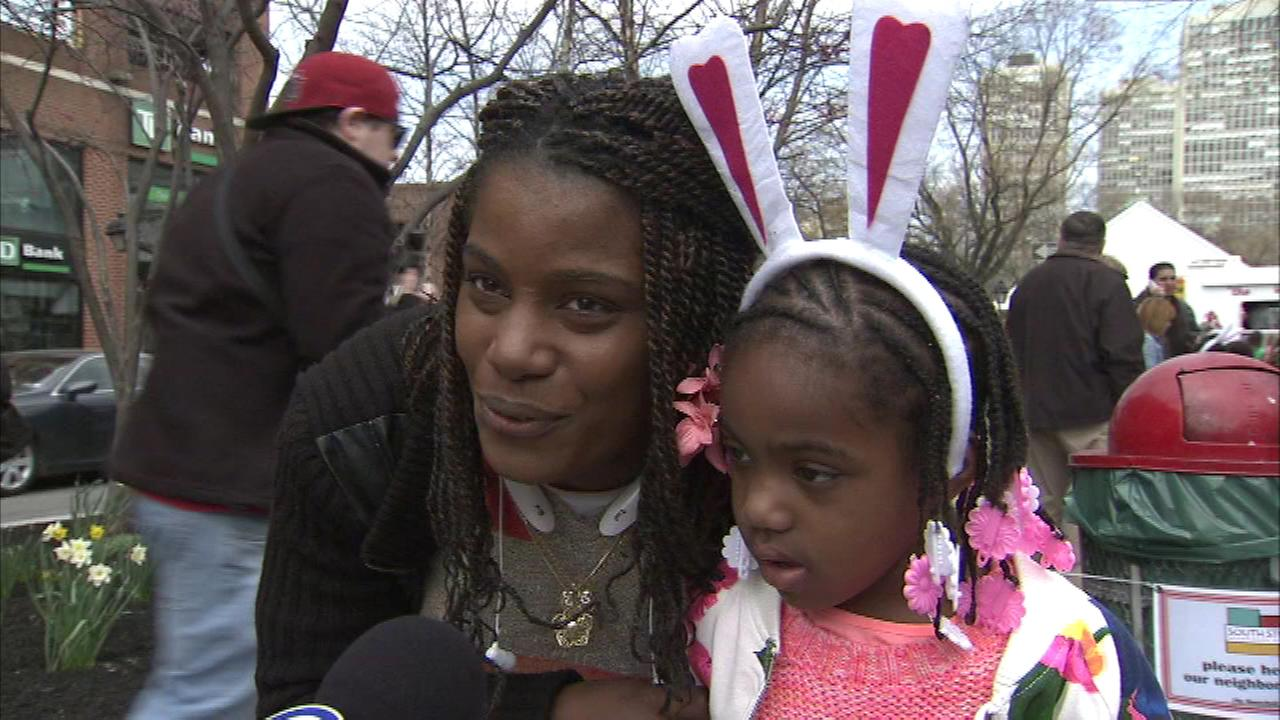 It was a bunny bonanza Sunday at the 85th annual Philadelphia Easter Promenade on South Street.