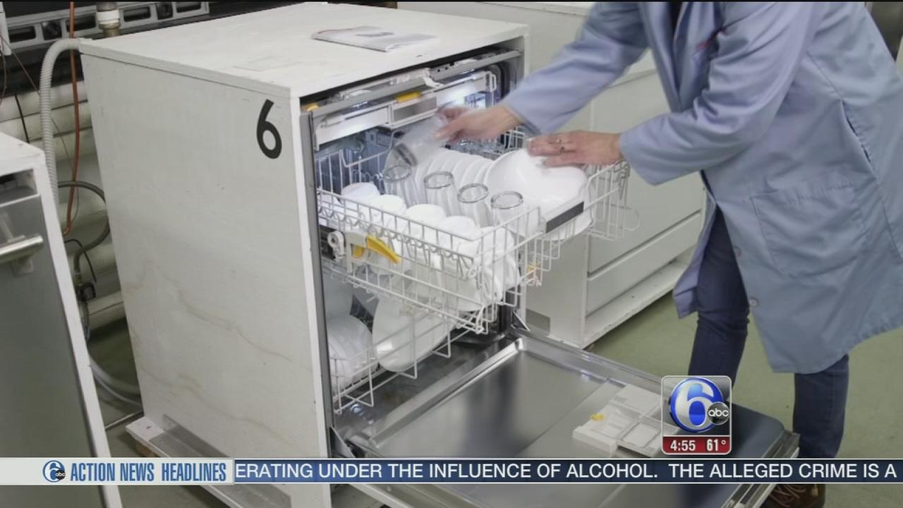 VIDEO: Best drying dishwashers