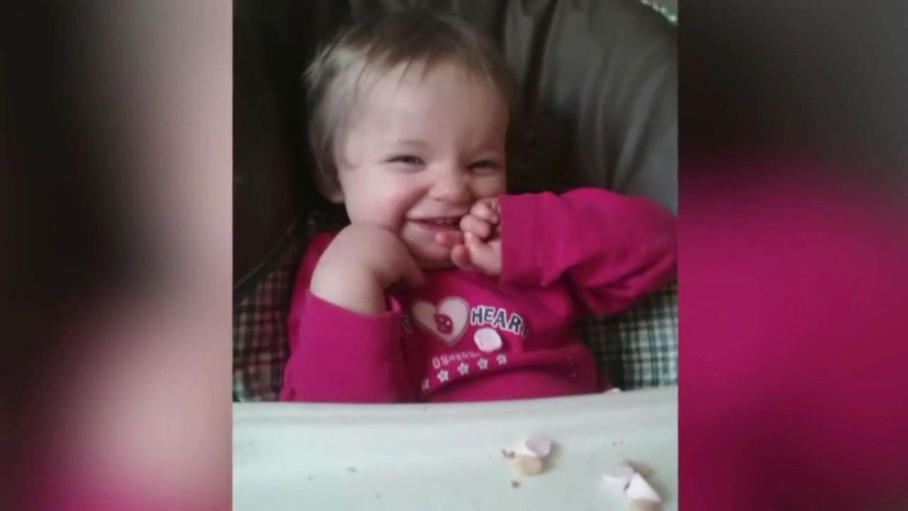 22-year-old Kyle Parker is charged with abducting, raping and killing 1-year-old Shaylyn Ammerman, prosecutors said Monday in court documents.
