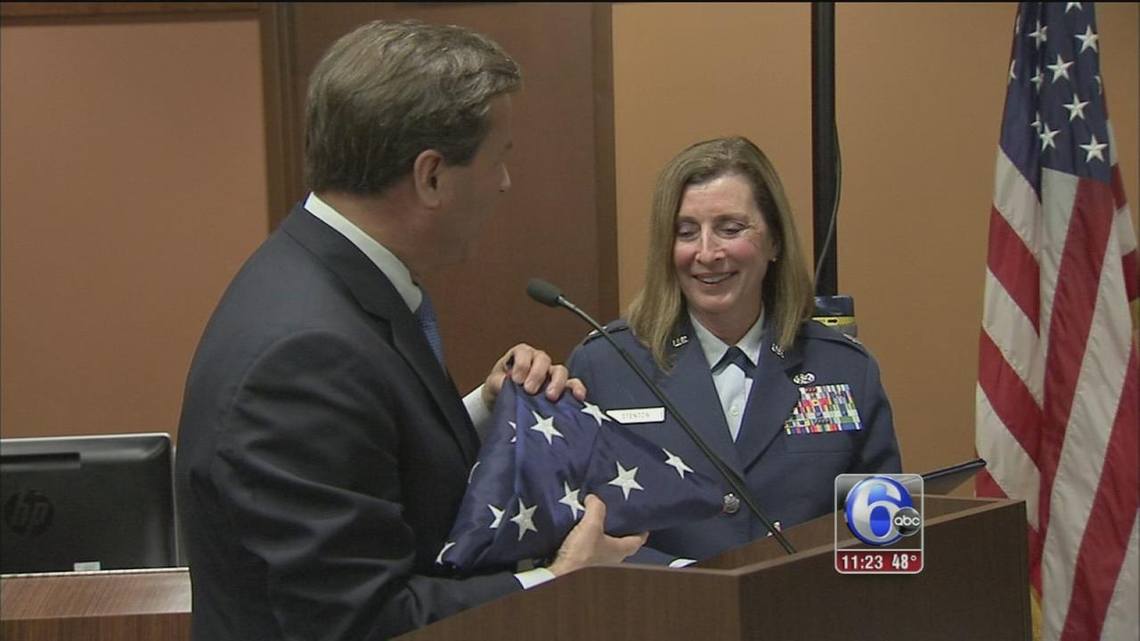 High honors for a highly decorated veteran
