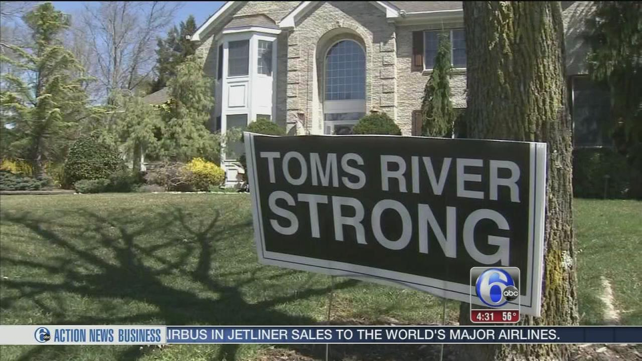 VIDEO: Toms River turf war