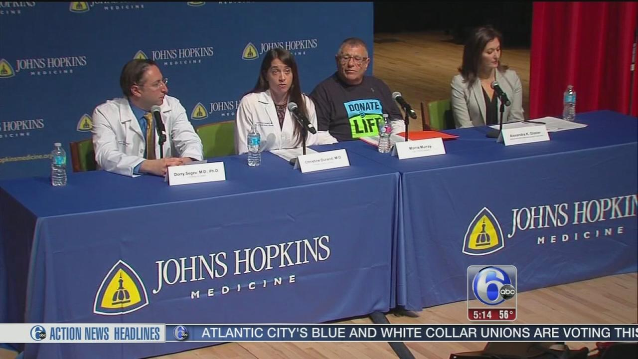 VIDEO: HIV-Positive transplants