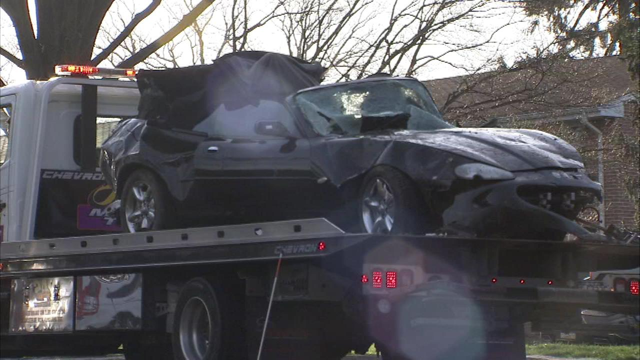 The Action Cam was on the scene after this fatal crash on S. Bryn Mawr Ave. in Bryn Mawr, Pa. on Thursday, March 31st.