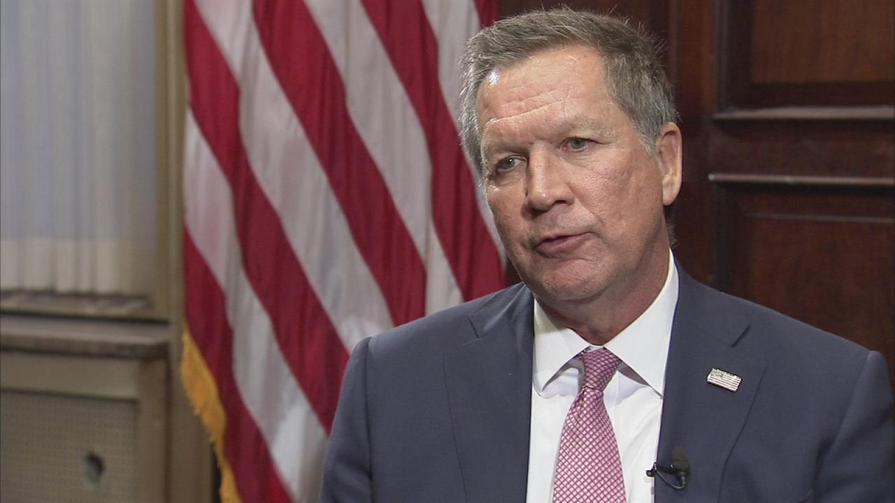 VIDEO: Kasich interview web
